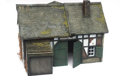 Farmhouse 1:35